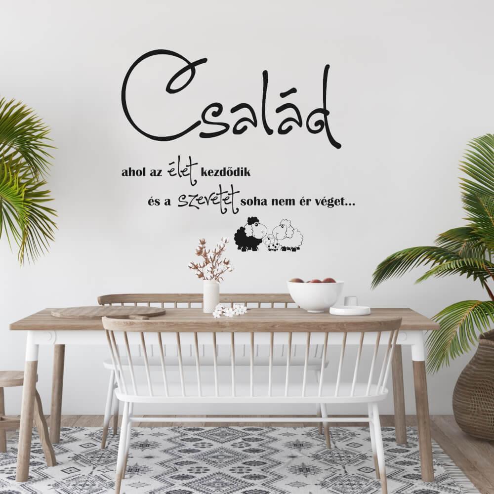 családi szeretet idézetek Falmatrica   Család idézet | INSPIO